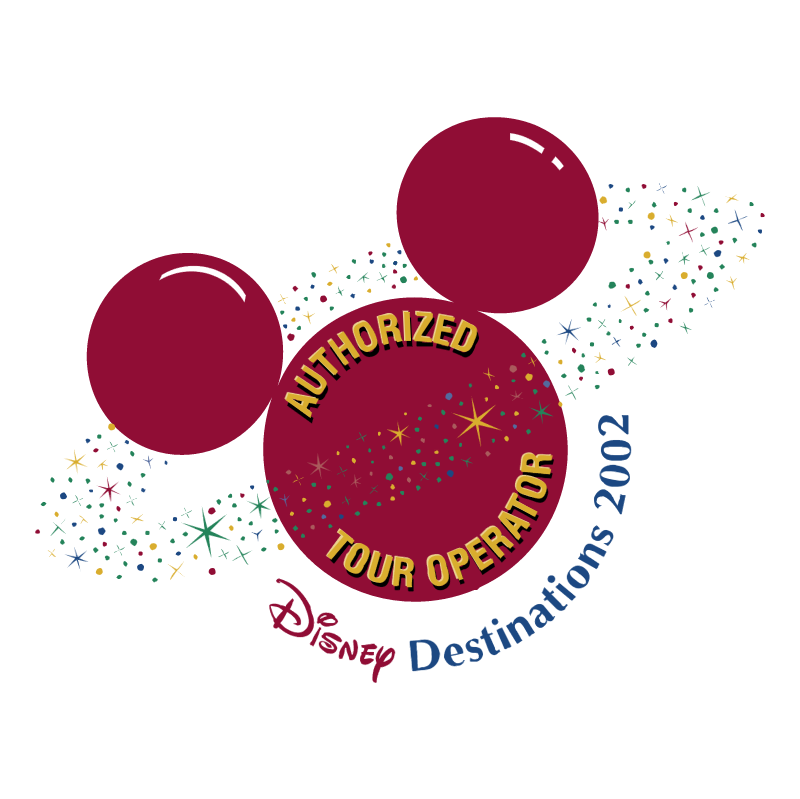 Disney Destinations vector