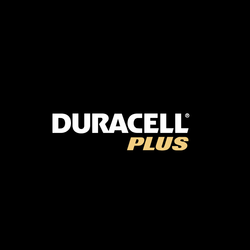 Duracell Plus vector