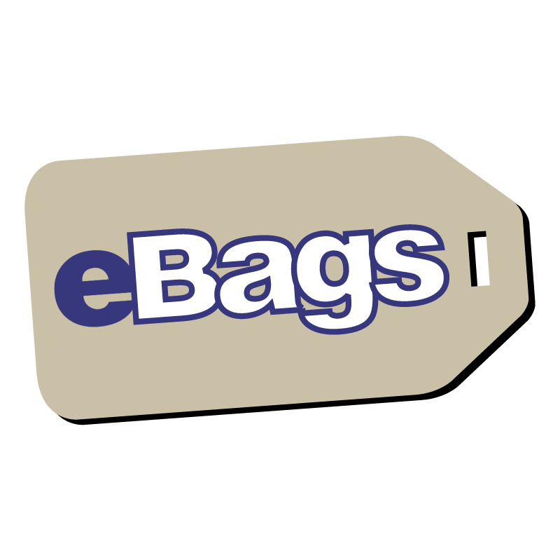 eBags vector logo