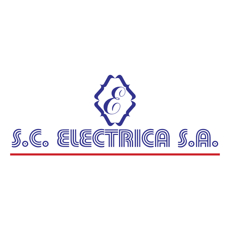 Electrica vector logo