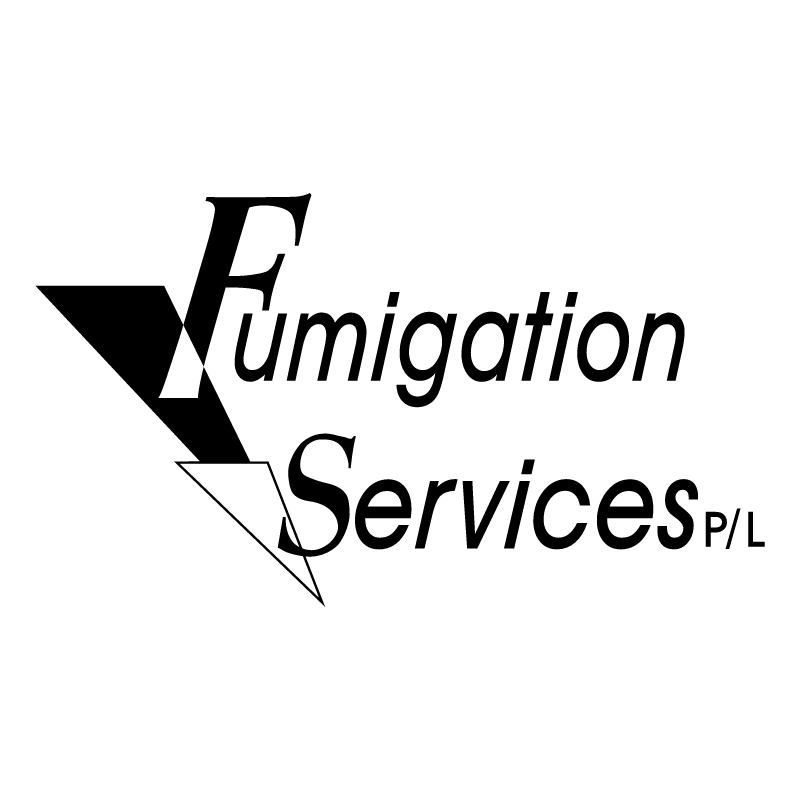 Fumigation Services vector logo