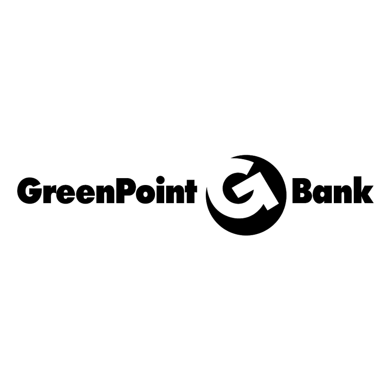 GreenPoint Bank vector