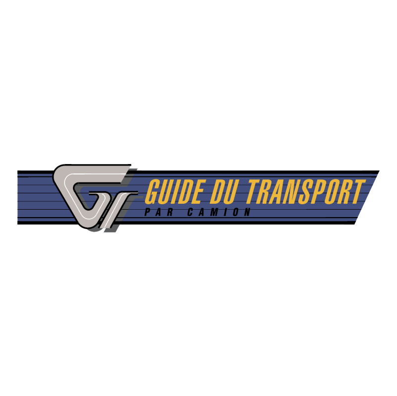 Guide Transport Par Camion vector