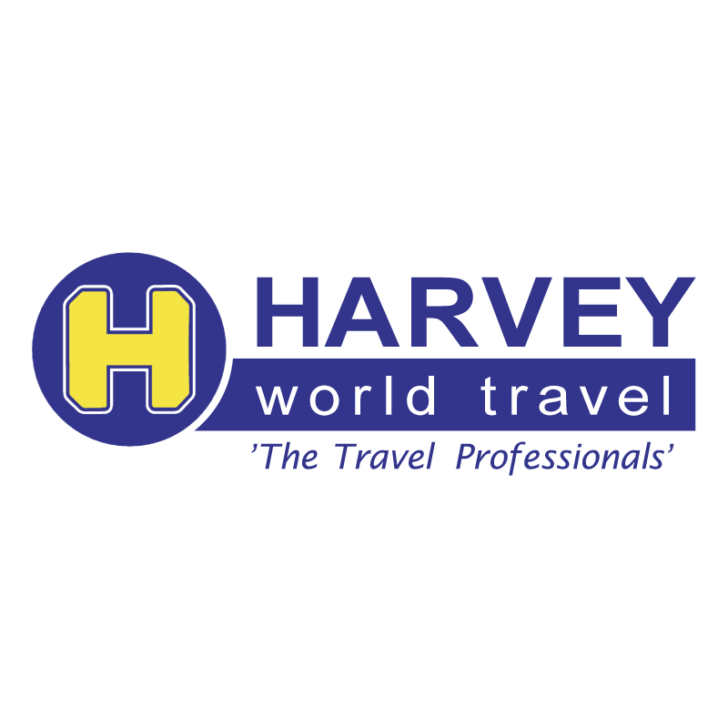 Harvey World Travel logo