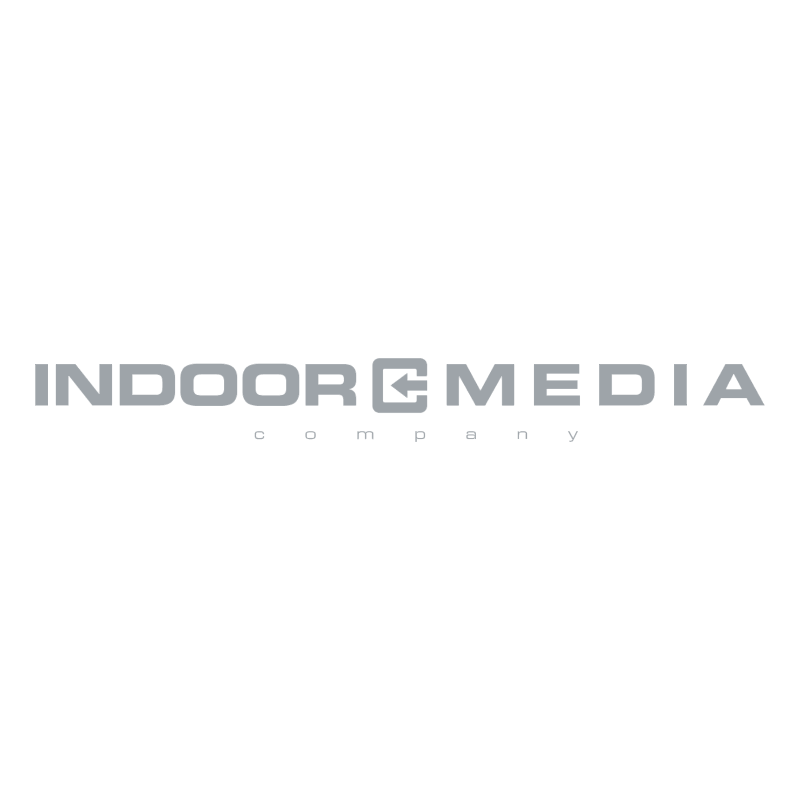 Indoor Media Company vector
