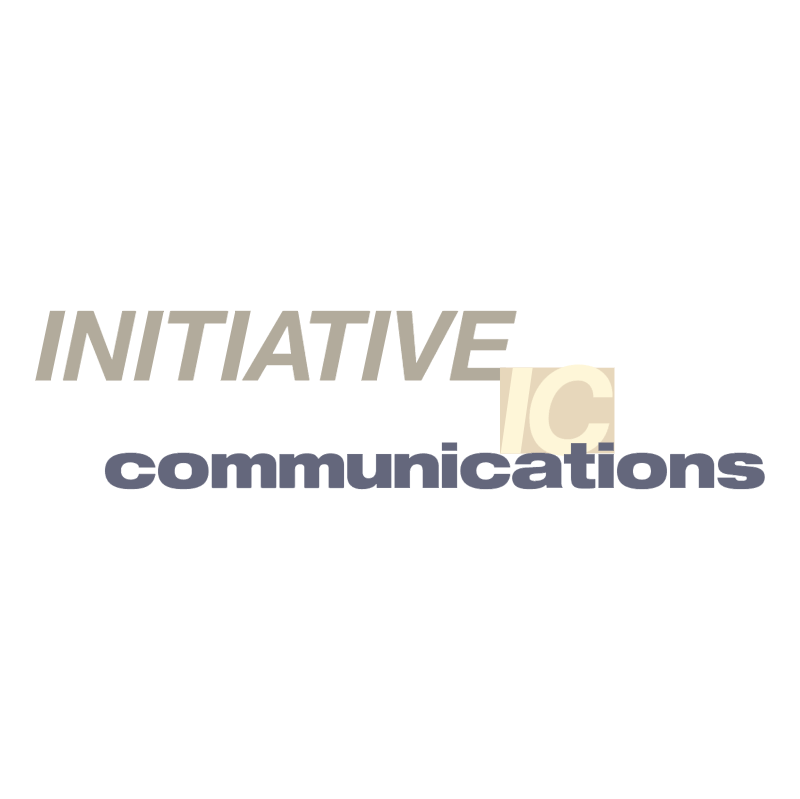 Initiative Communications vector