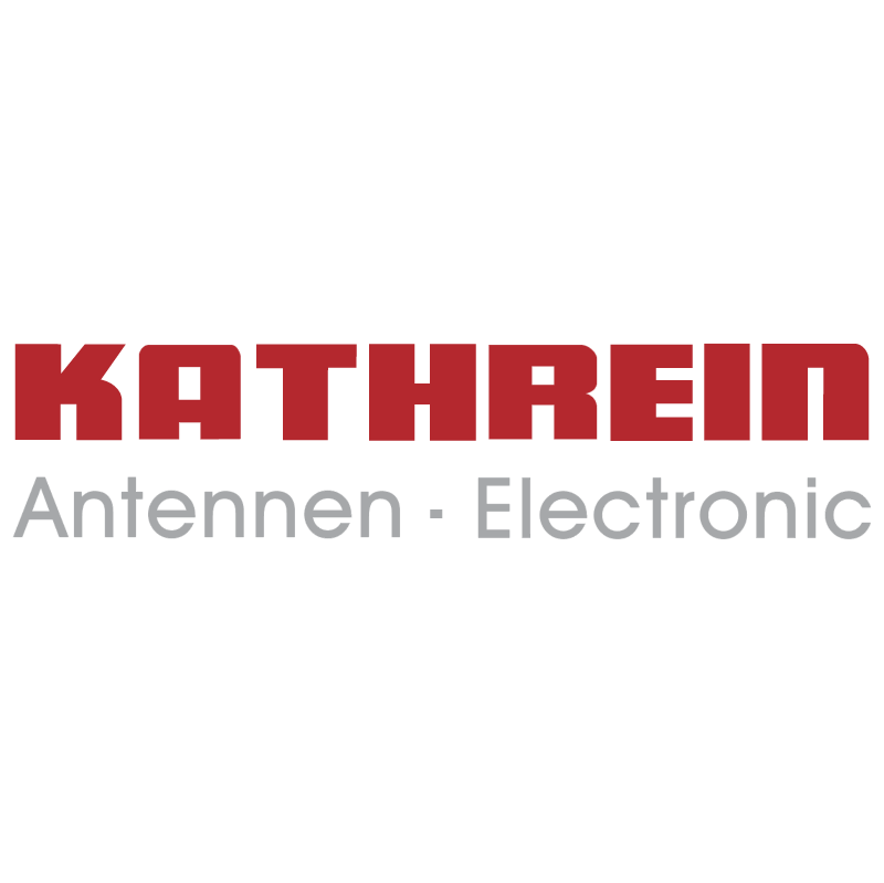 Kathrein vector logo