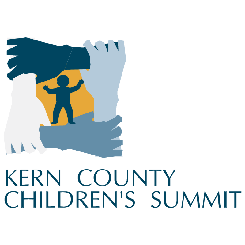 Kern County vector logo