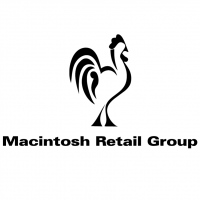 Macintosh Retail Group vector