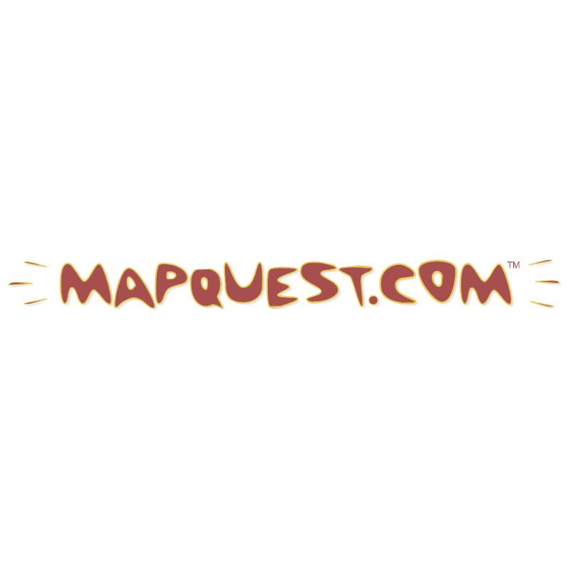 MapQuest com logo