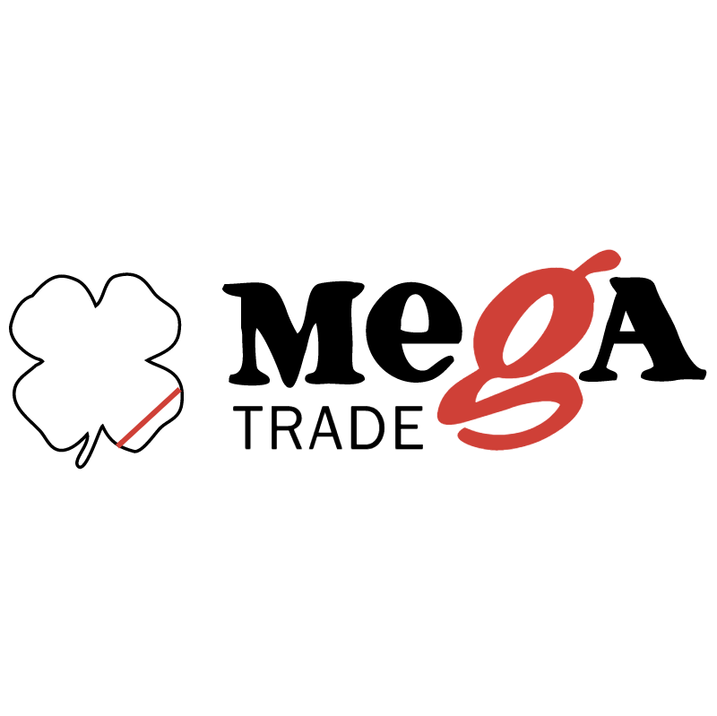 Mega Trade vector logo