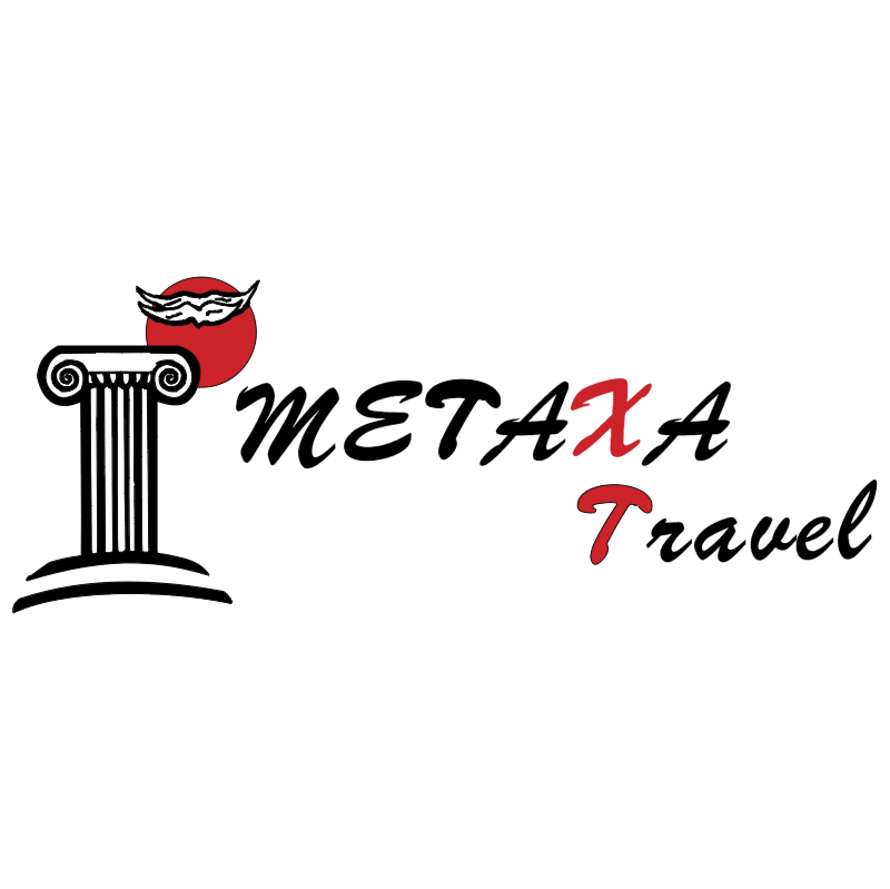Metaxa Travel vector logo