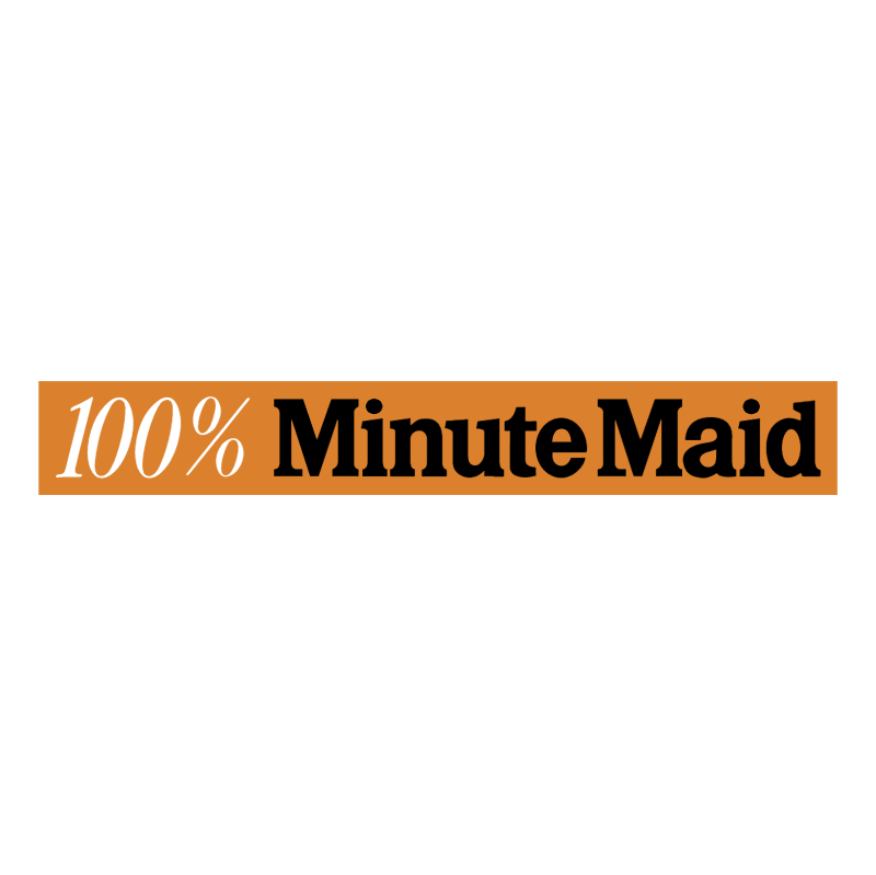 Minute Maid vector logo