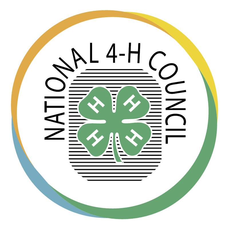 National 4 H Council vector