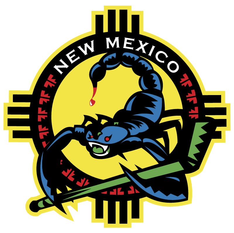 New Mexico Scorpions vector