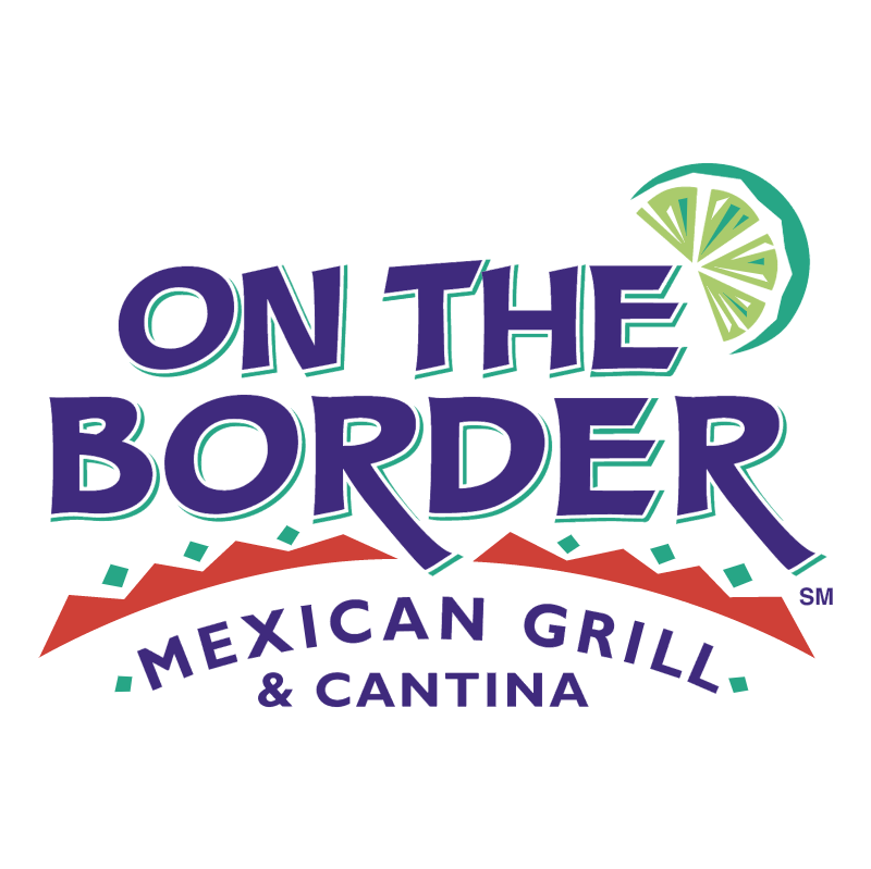 On The Border vector logo