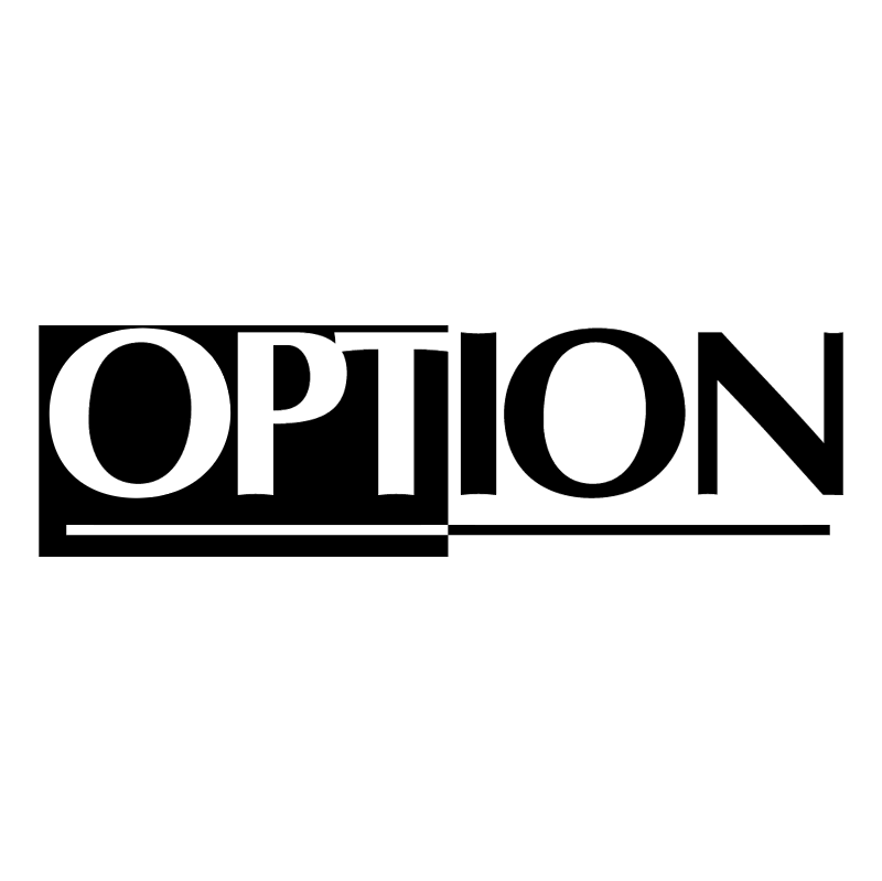 Option vector