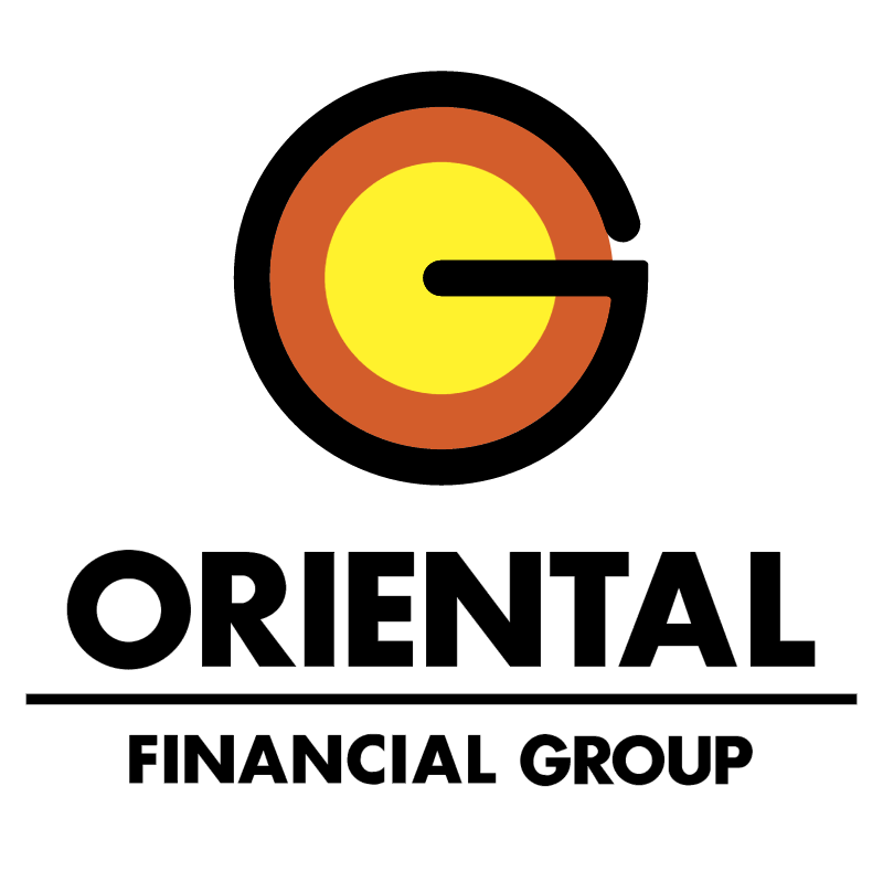 Oriental Financial Group vector