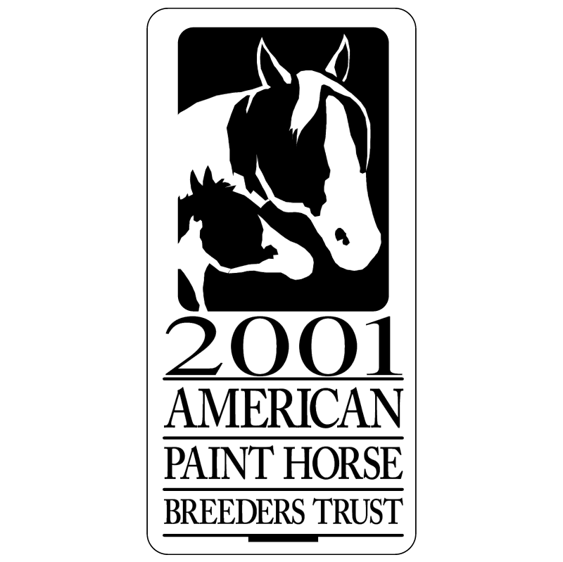 Paint Horse vector logo
