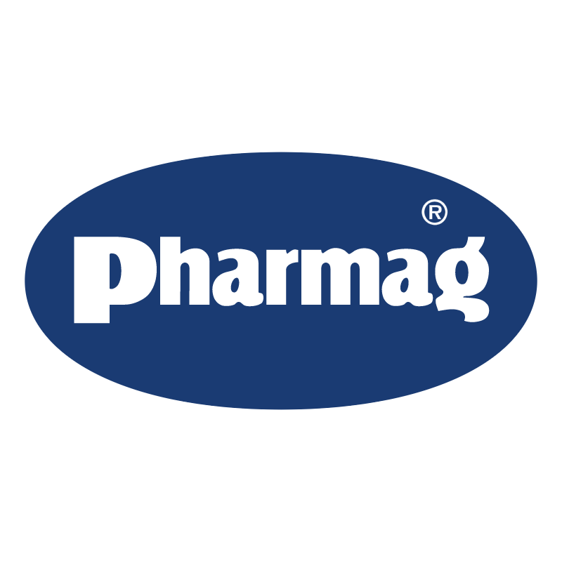 Pharmag vector logo