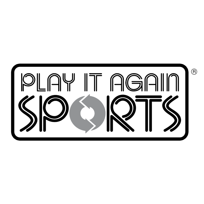 Play It Again Sports vector