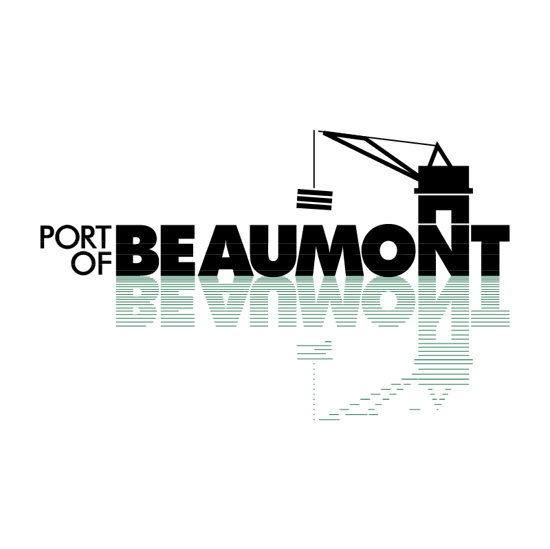 Port of Beaumont vector