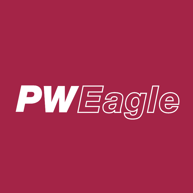 PW Eagle vector logo