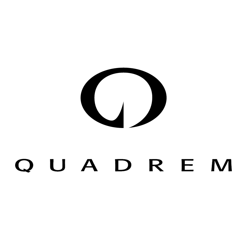 Quadrem vector logo