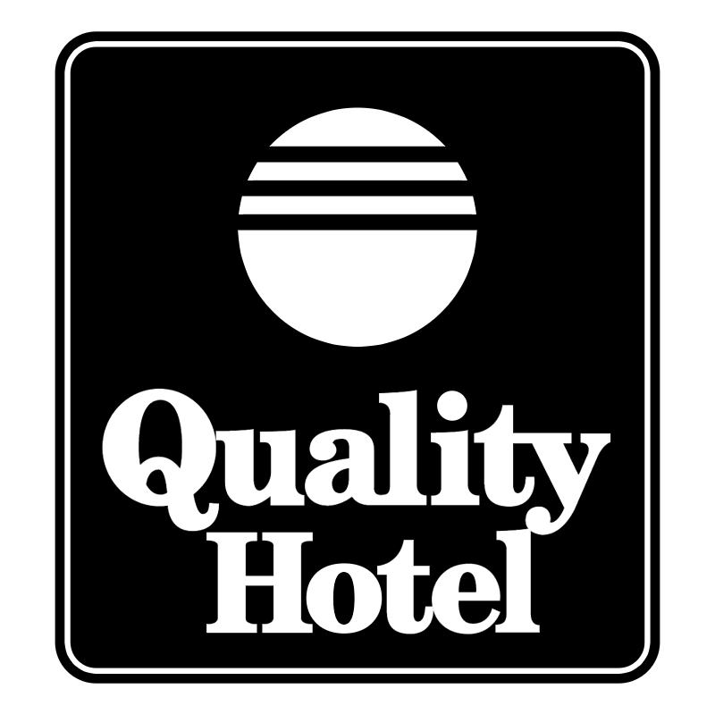 Quality Hotel vector logo