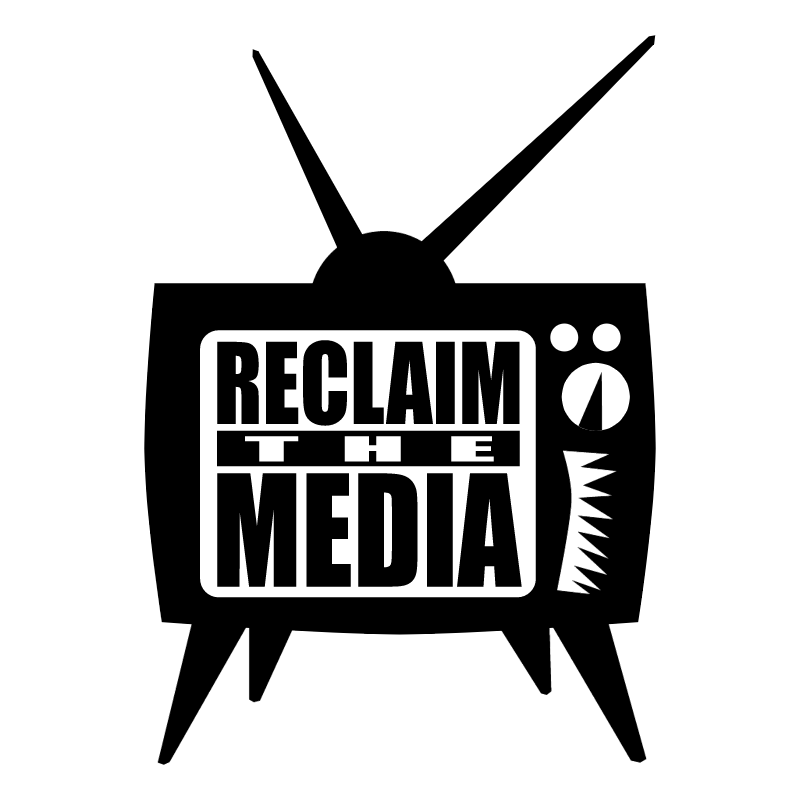Reclaim The Media vector