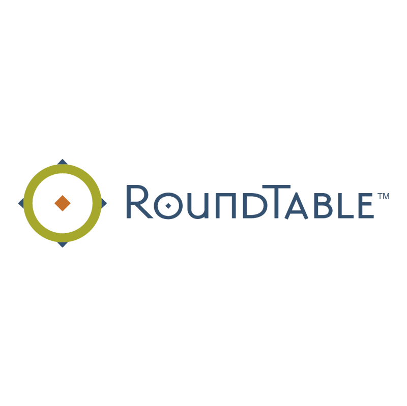 RoundTable vector logo