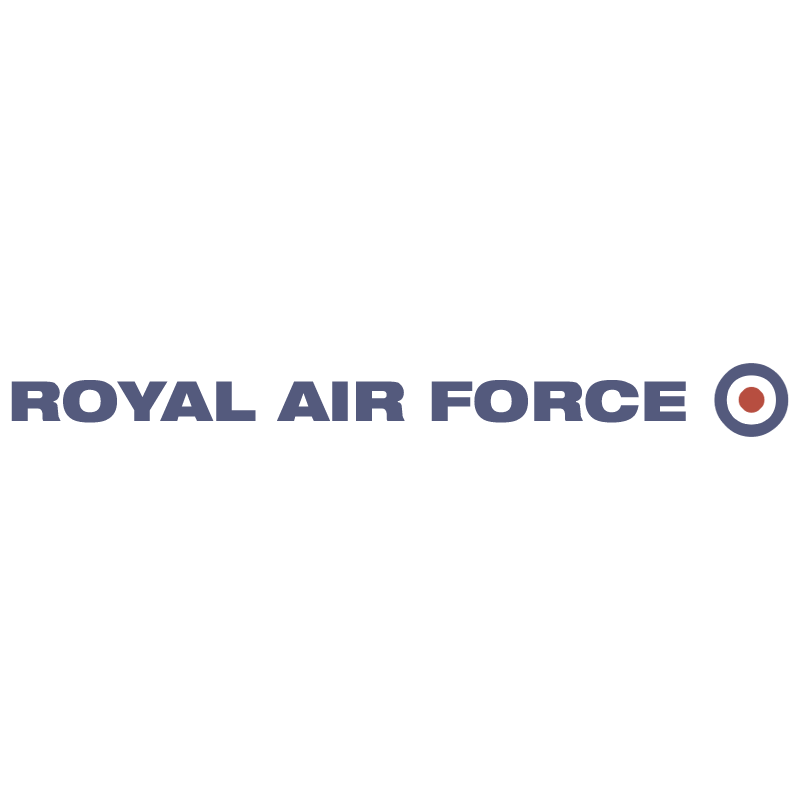 Royal Air Force vector logo