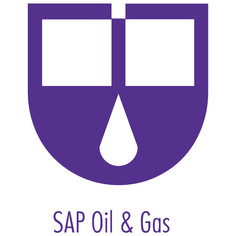 SAP Oil & Gas vector