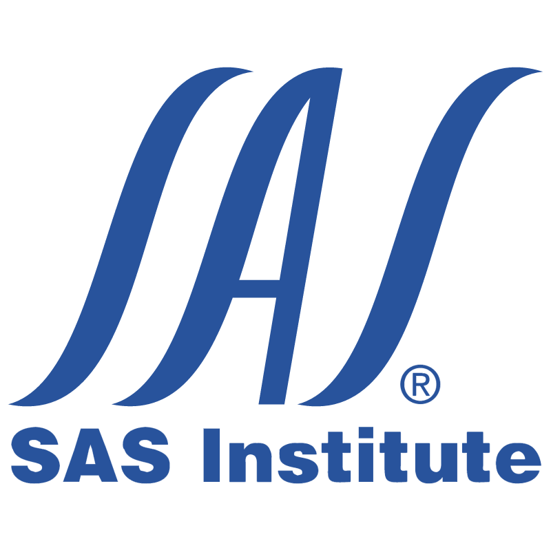 SAS Institute vector