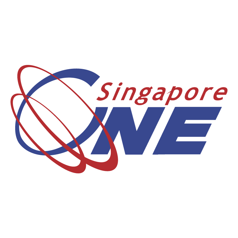 Singapore One vector