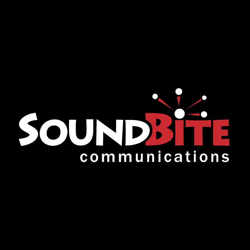 SoundBite Communications vector