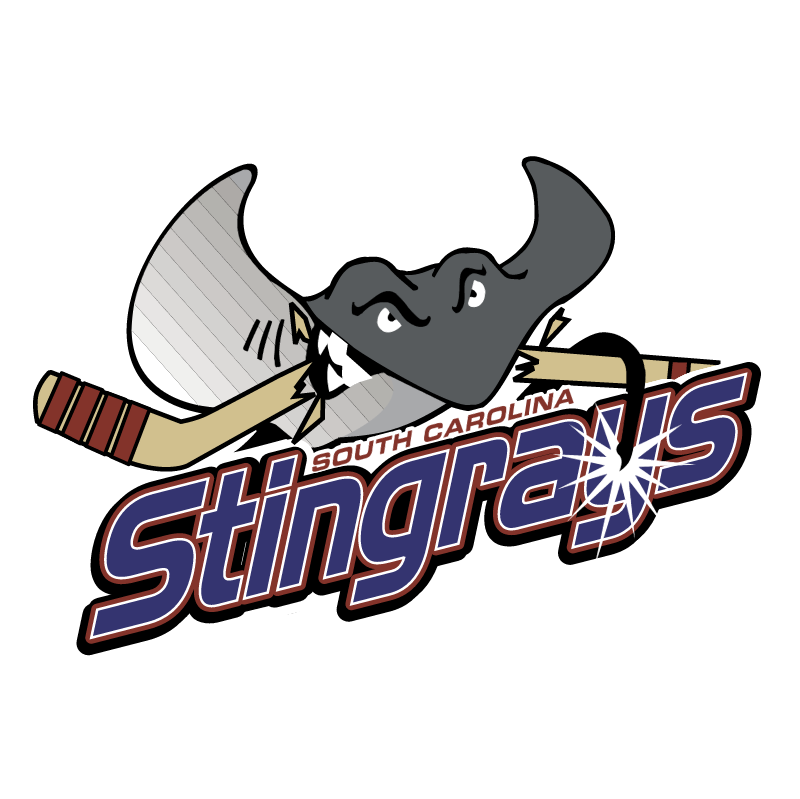 South Carolina Stingrays vector