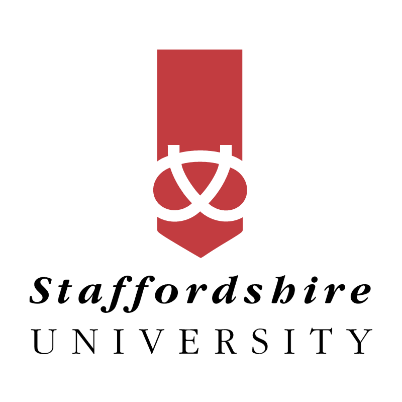 Staffordshire University vector