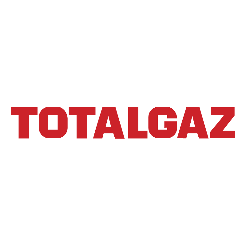 Totalgaz vector logo