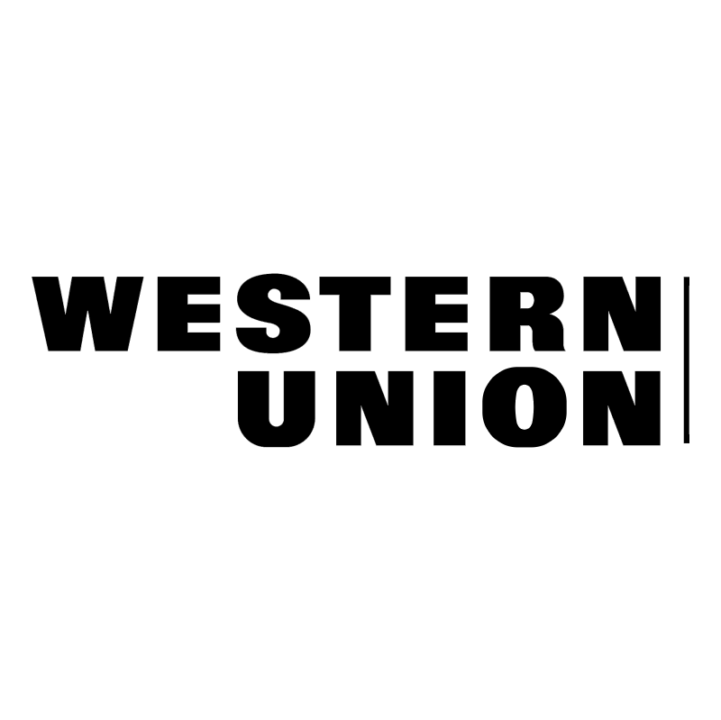 Western Union vector logo
