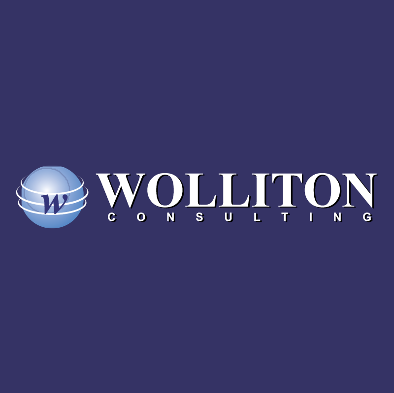 Wolliton Consulting vector