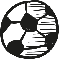 Playground Football Ball vector