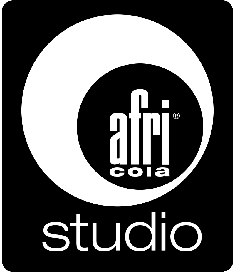 AFRI COLA STUDIO vector