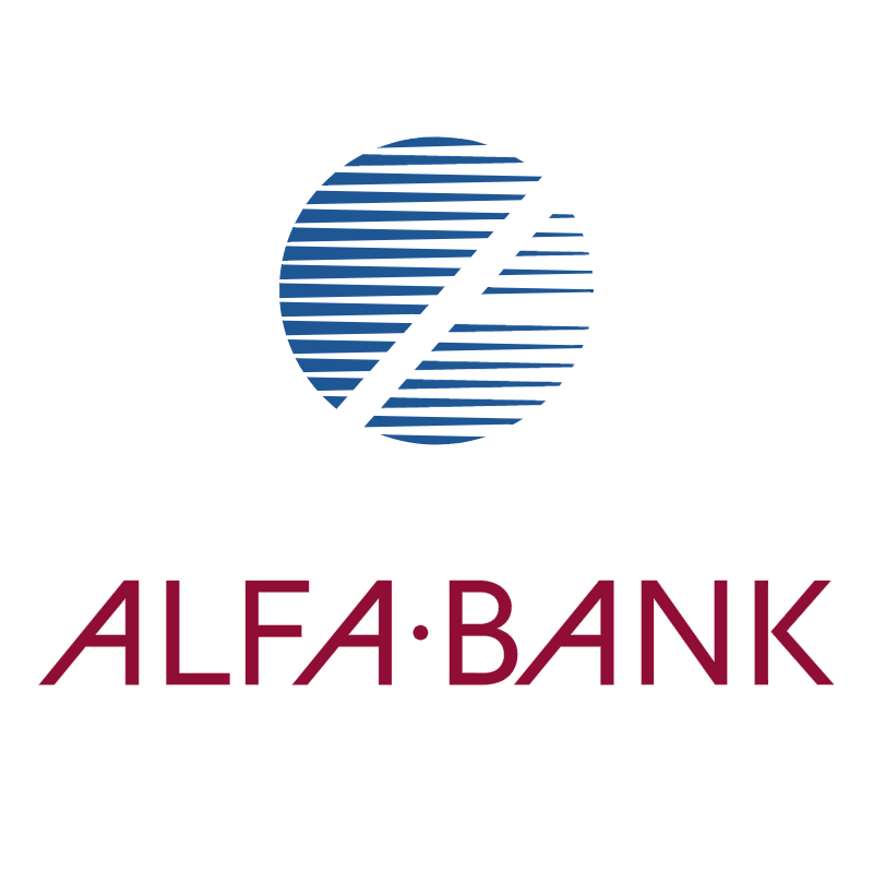 Alfa Bank vector logo