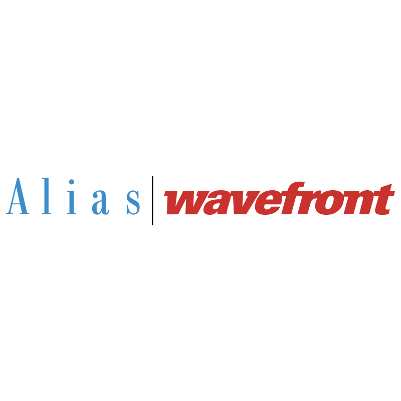 Alias Wavefront 35869 vector