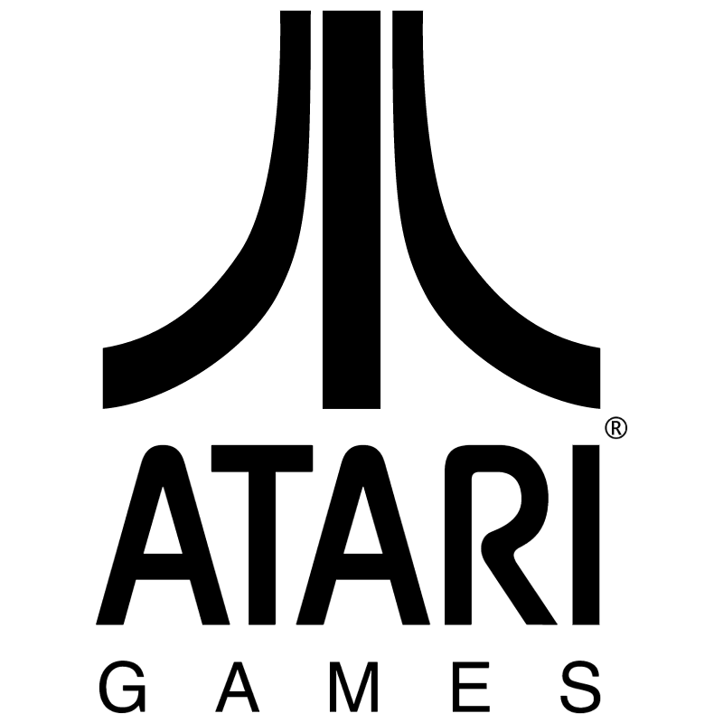 Atari Games vector logo