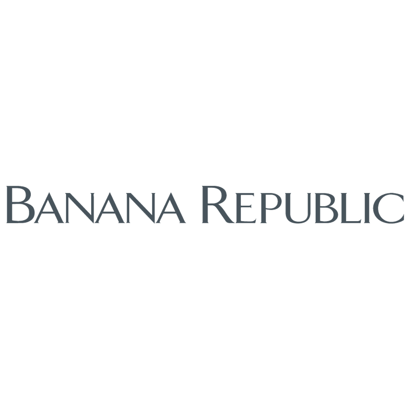 Banana Republic vector