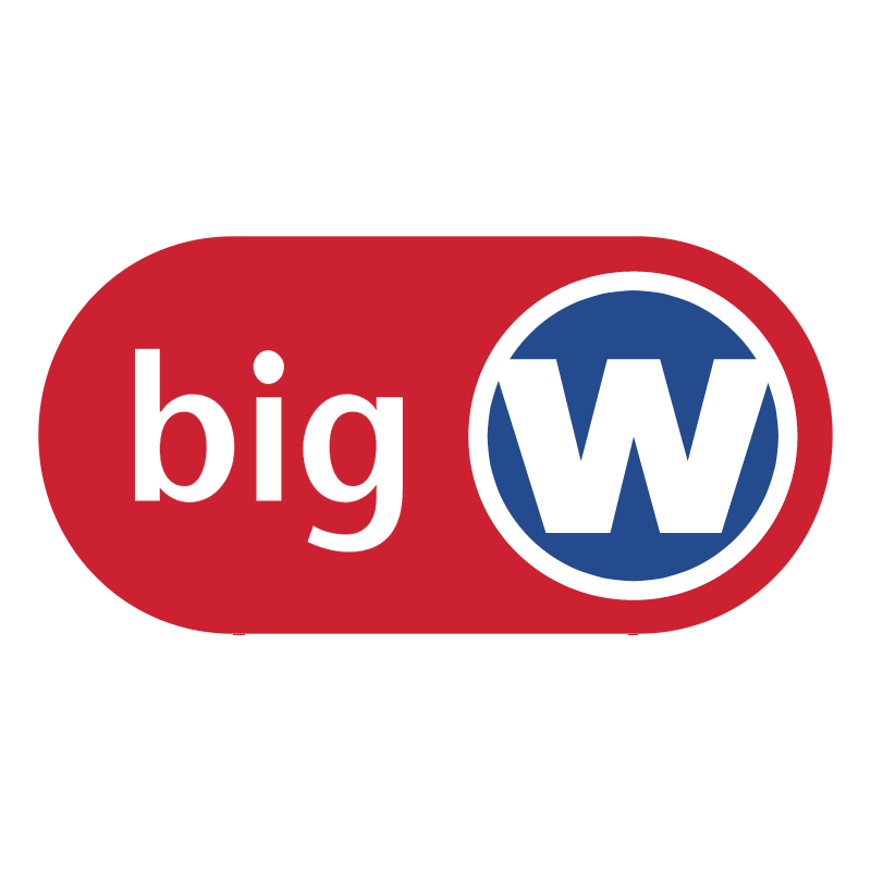 Big W 65252 vector logo