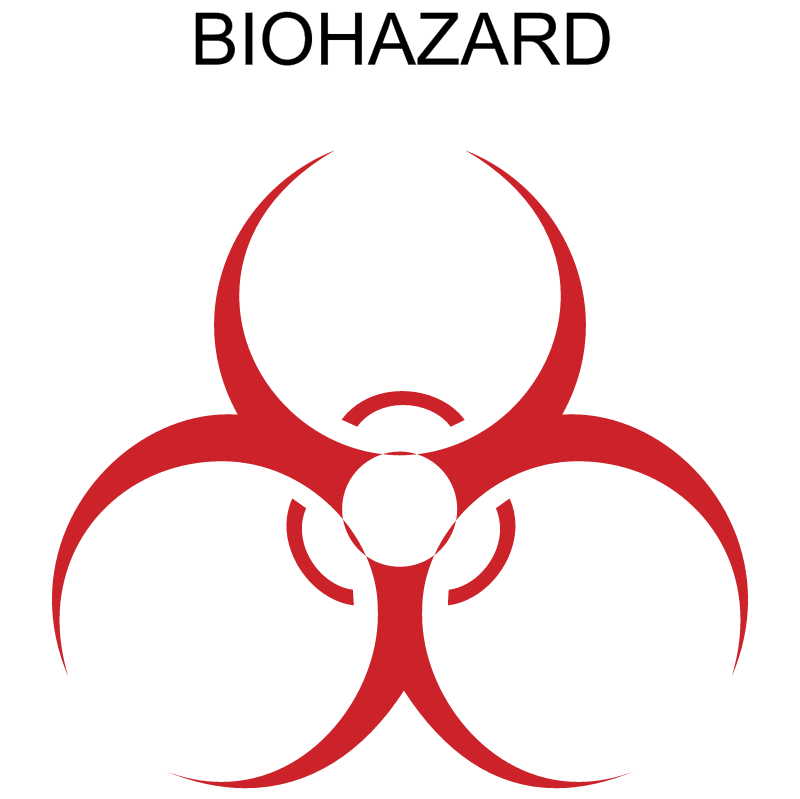 Biohazard 4188 vector
