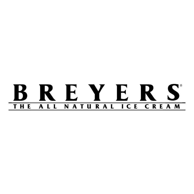 Breyers 55593 vector
